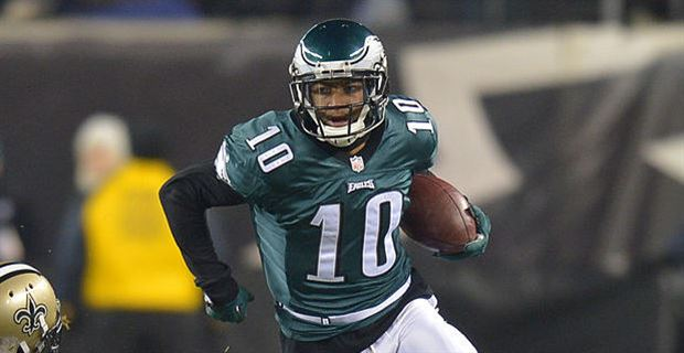 98a261155d9 The top five wide receivers in Eagles history