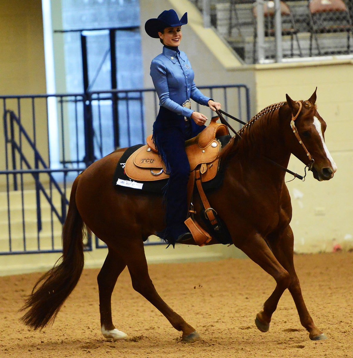 Equestrian Team Wins National Championship