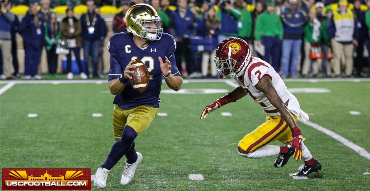 Instant Analysis: USC falls to No. 9 Notre Dame