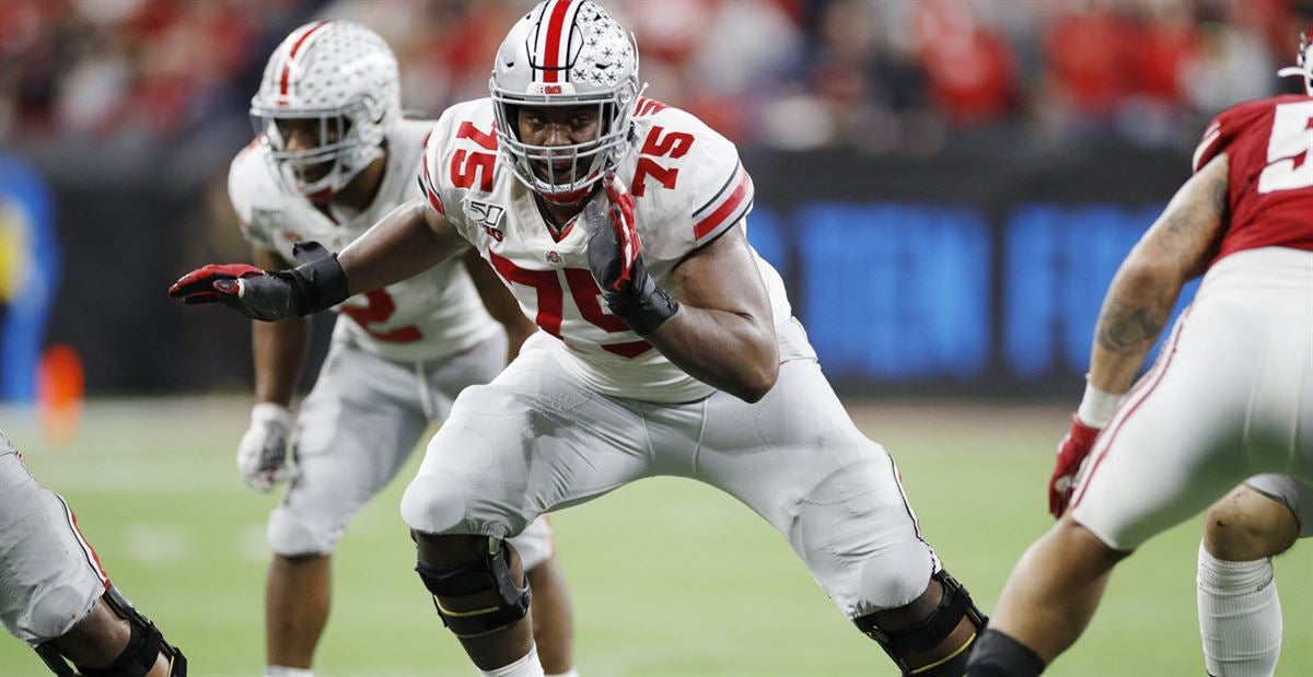 Thayer Munford, Ohio State, Offensive Tackle