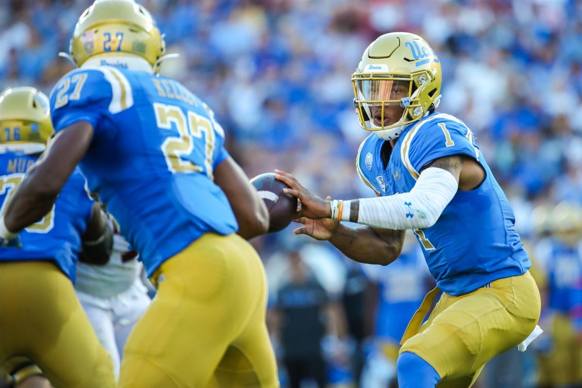 Analysis: UCLA's Offense Hamstrings Itself With Blur Concepts