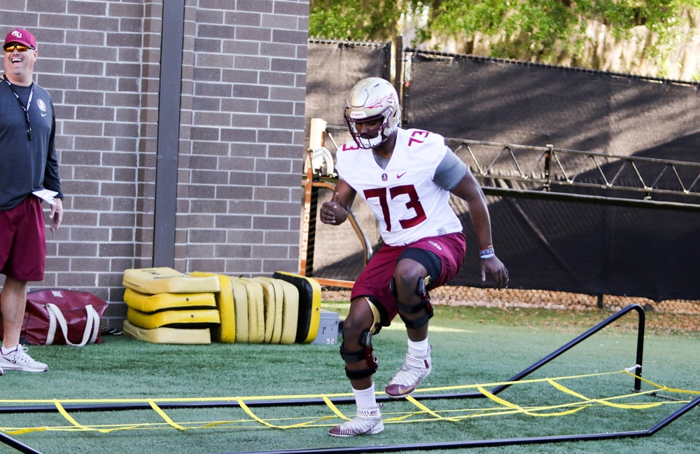 FSU enters the preseason looking for answers at offensive tackle