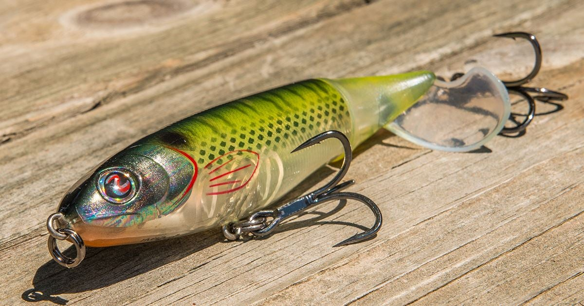 River2sea whopper plopper silent review for Wired 2 fish