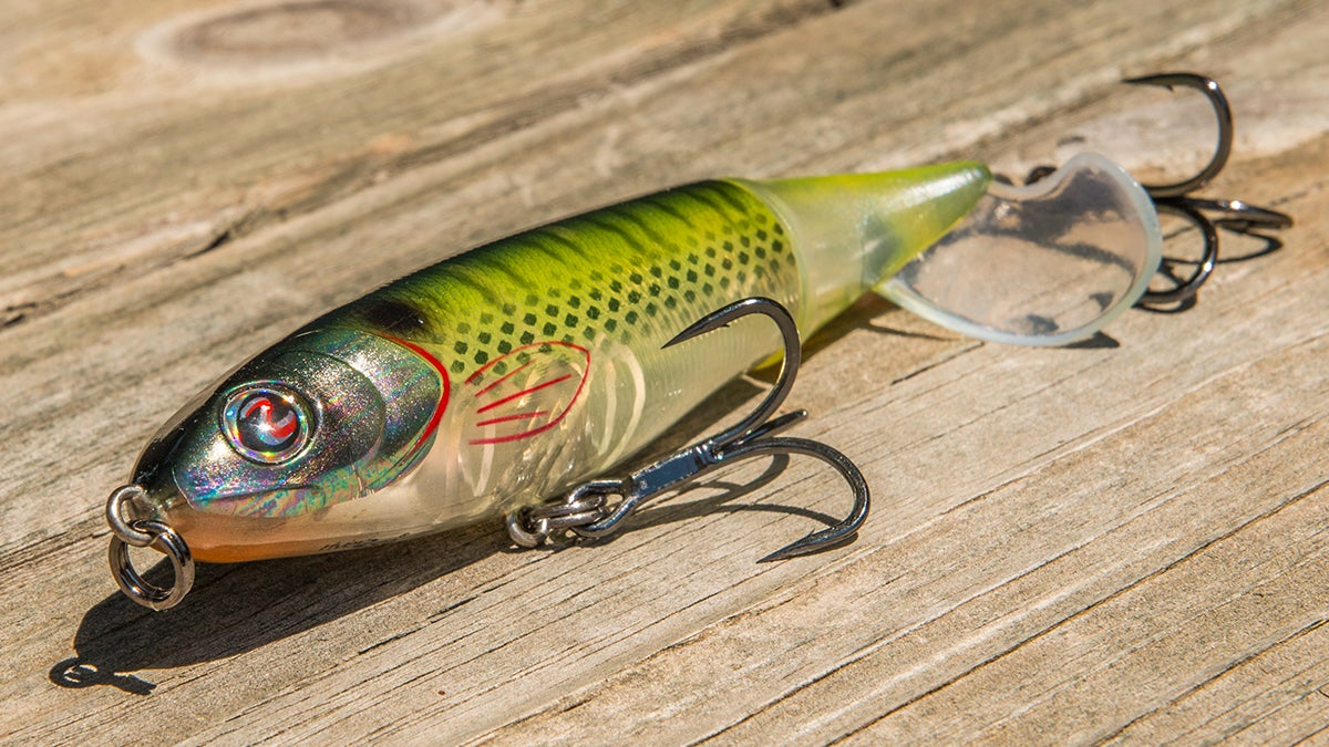 River2sea whopper plopper silent review for Whopper plopper fishing lure