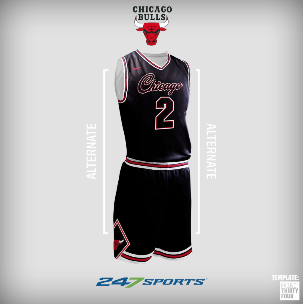 984a2cd7904 Look  NBA uniform concepts for some of the league s best teams