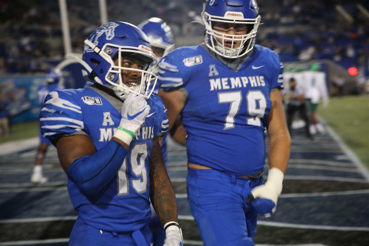 Memphis exorcises demons against Tulane, becomes bowl eligible