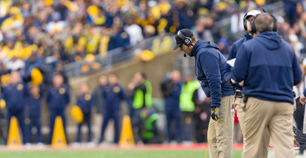 e6ace19fdc6 Michigan embarrassed in colossal loss to Ohio State