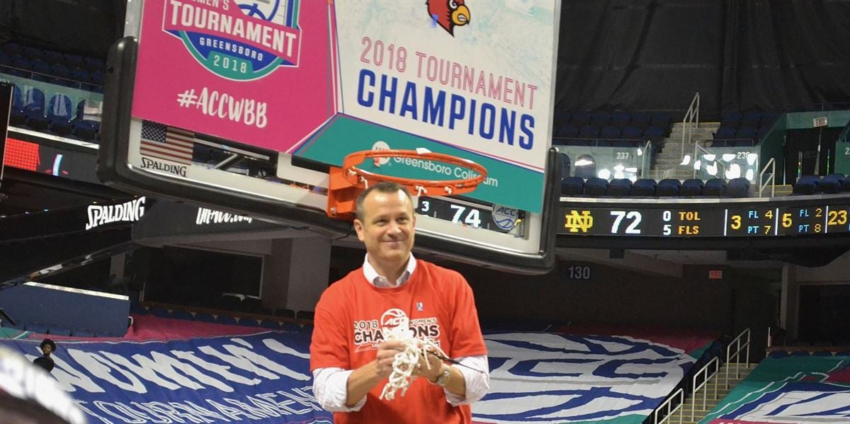 Jeff Walz selected USA Basketball National Coach of the Year