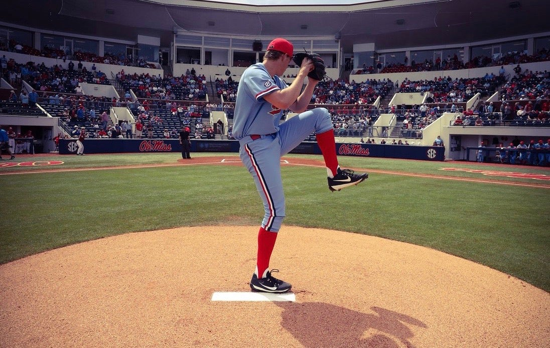 Ole Miss moved to 25-4 (6-3 SEC) on the season and secured at least a tie for first in the SEC West with its 11-10, series-clinching win over Arkansas on Saturday.