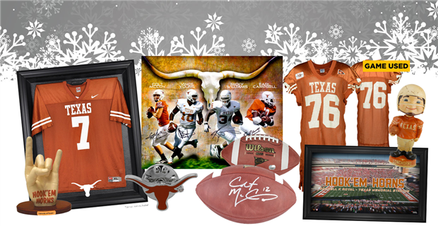 Texas longhorns holiday gift guide for What to get the man who has everything for christmas
