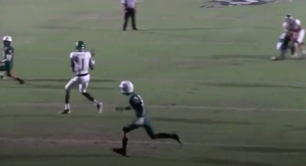 WATCH: WR Malachi Wideman's highlights vs. Lakewood Ranch