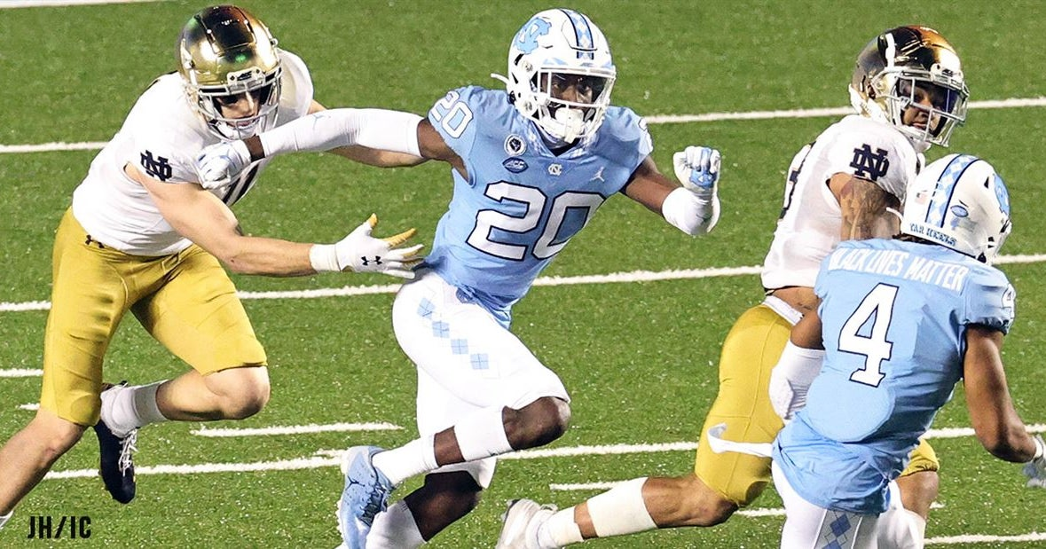 The Time Has Arrived for UNC Cornerback Tony Grimes