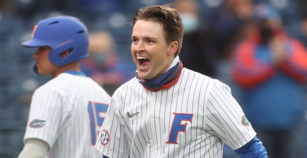 Nathan Hickey, Florida Gators Baseball