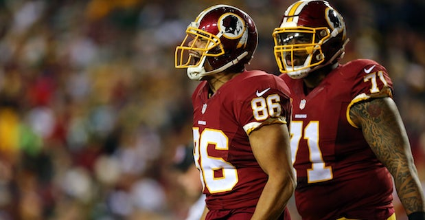 d59ba3c0 Top five Washington Redskins players according to NFL Madden 20