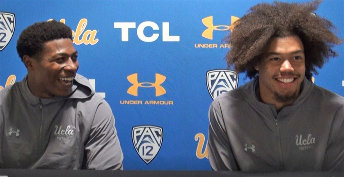 Joshes Woods and Kelley Talk About Senior Relief Over Stanford