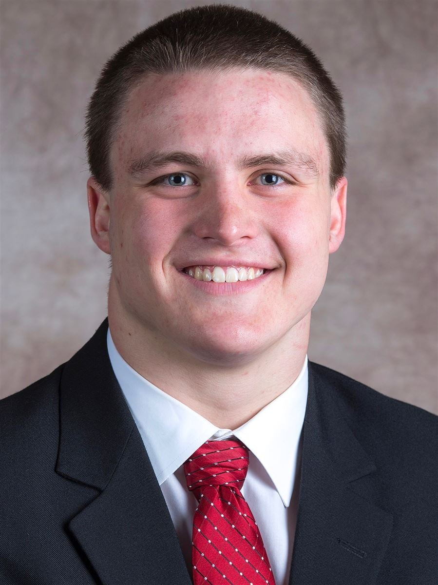 Jacob Weinmaster, Nebraska, Inside Linebacker