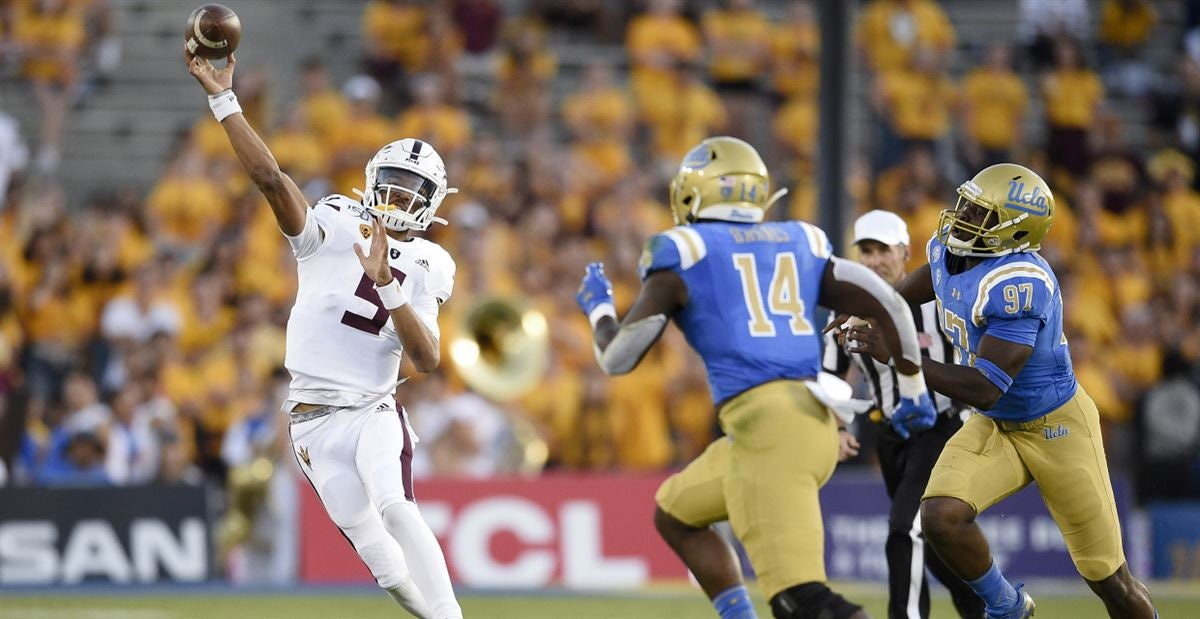 ESPN FPI predicts each of ASU's remaining games