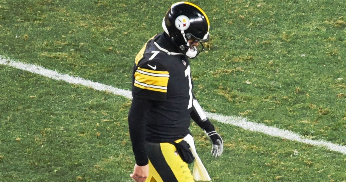 Wexell: Been wrong before, but it's time Steelers let Roethlisberger go