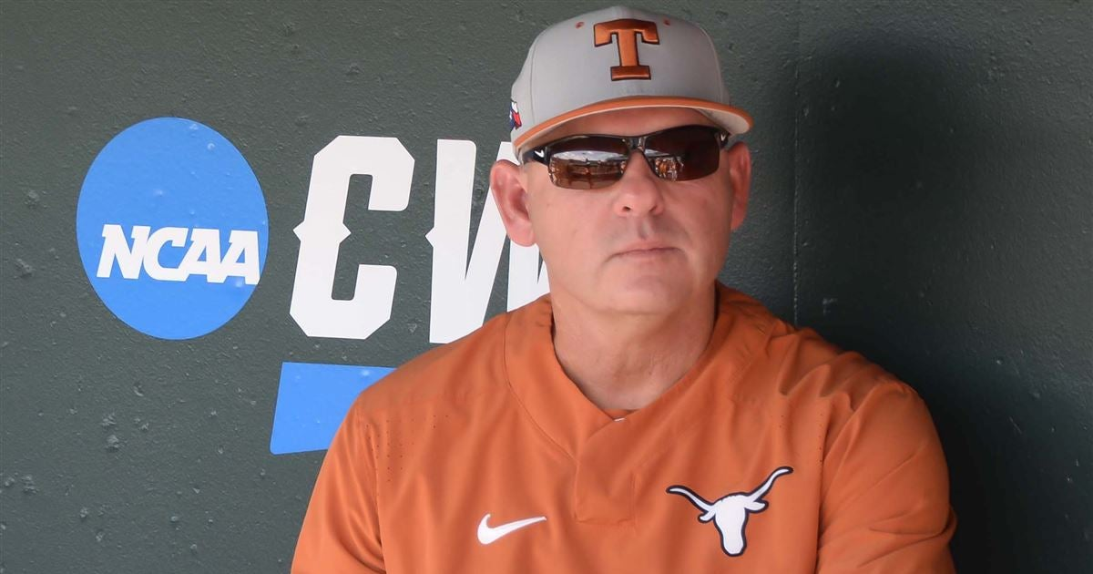 Texas ranked in Baseball America's Never Too Early Top 25