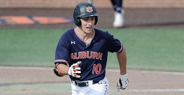 Auburn faces Arkansas in a battle of Top 25 baseball teams