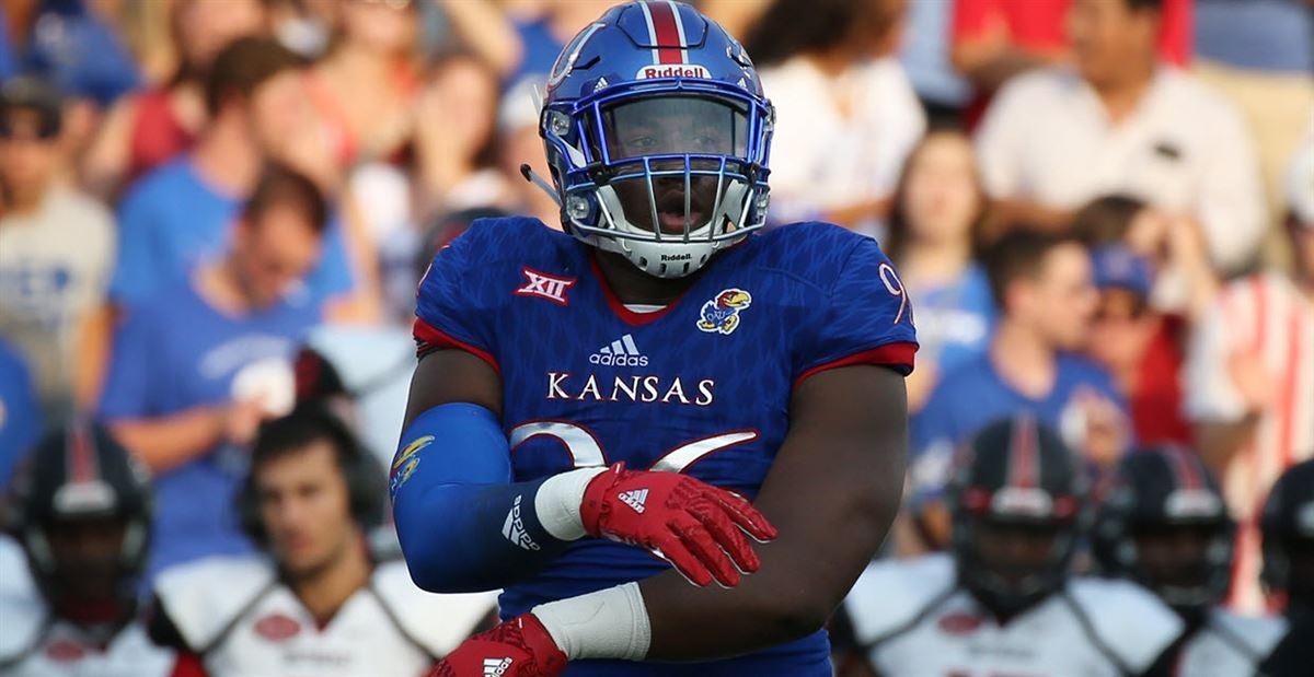 sports shoes 0ebb3 20821 Daniel Wise seeking to 'change the narrative' with KU football
