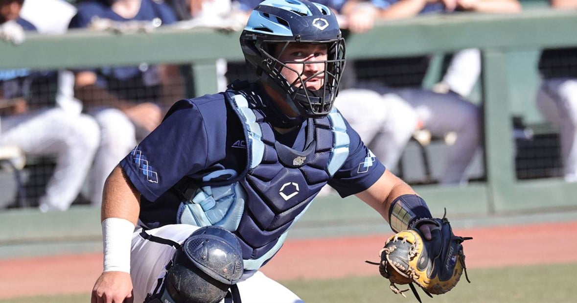 Weekend Baseball Notebook: UNC Can't Keep Up With Notre Dame