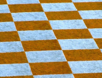 Tennessee Checkerboard Wallpaper