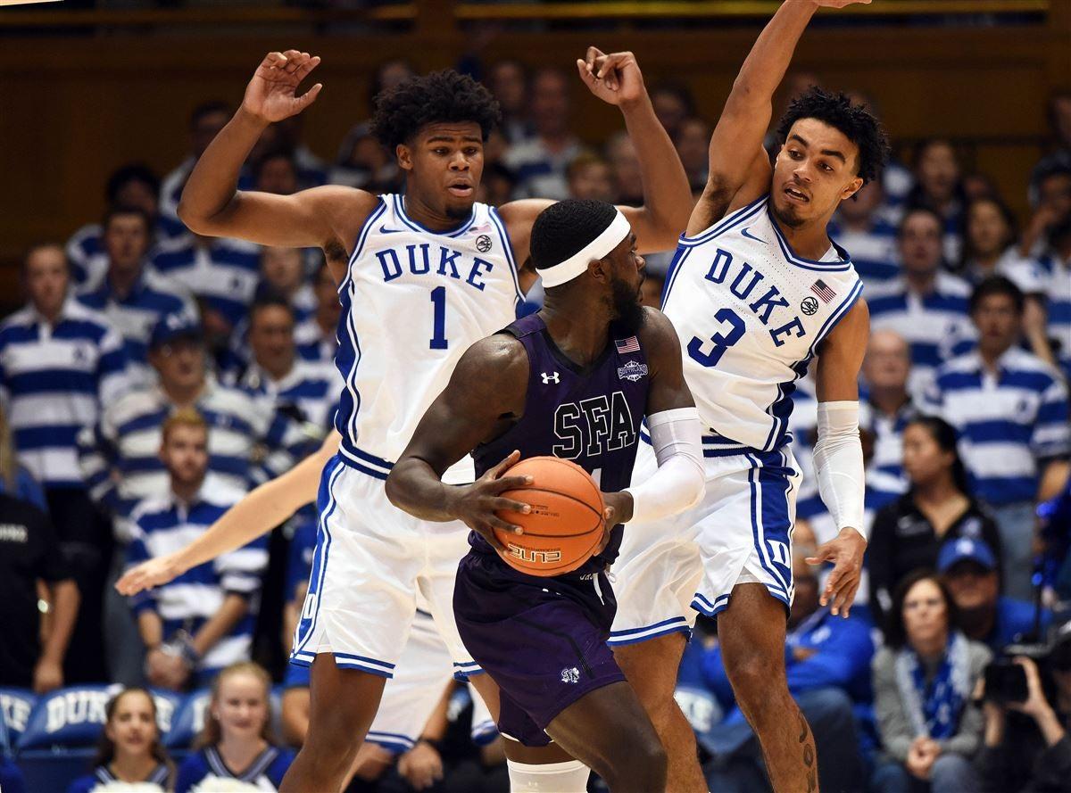 Louisville preparing for 'tenacious' Duke defense