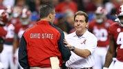 Finebaum: Nick Saban 'happier seeing Ohio State' than Clemson