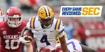 Every SEC college football game reviewed: Week 12