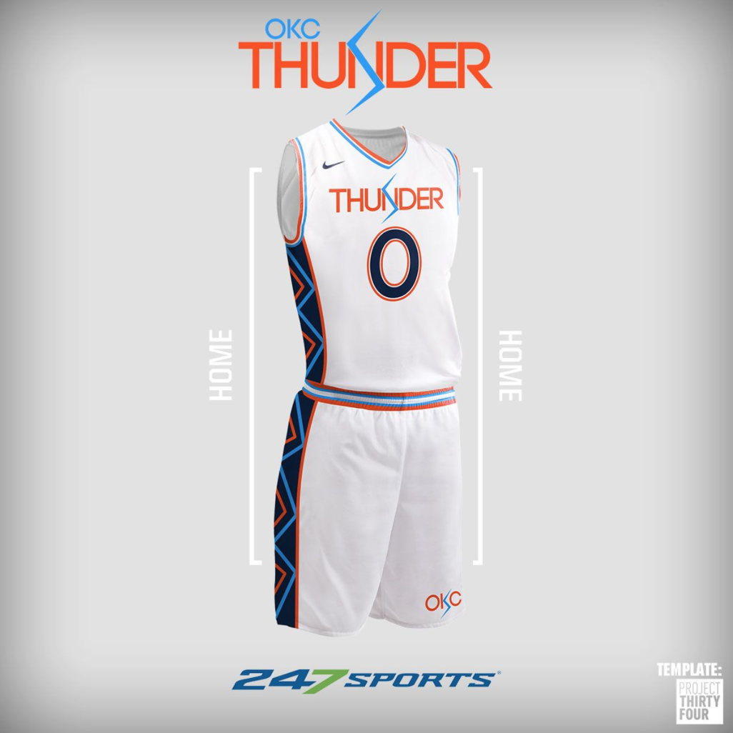 c977e8a3841 Look  NBA uniform concepts for some of the league s best teams