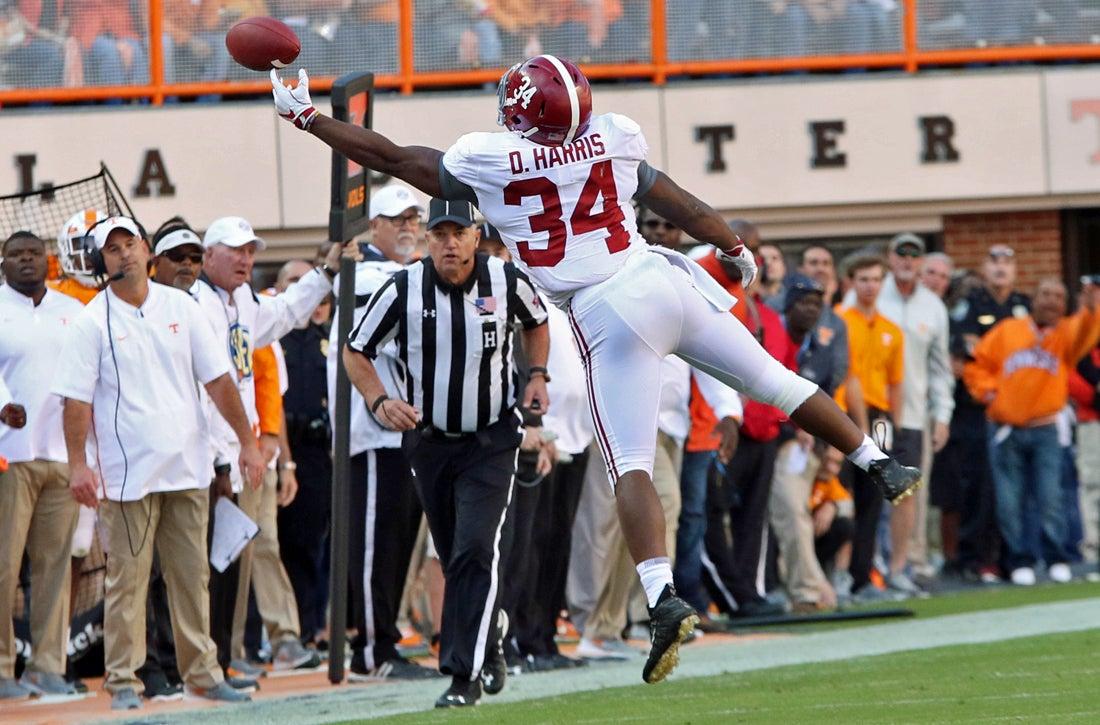 Damien Harris Madison Southern Running Back