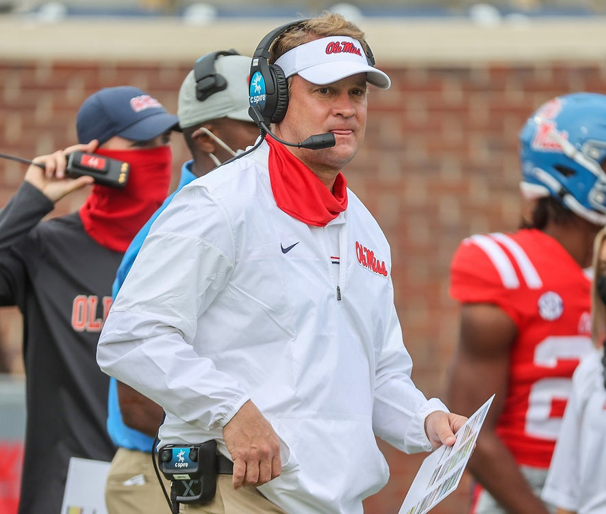Lane Kiffin fined $25,000 for criticism of officials