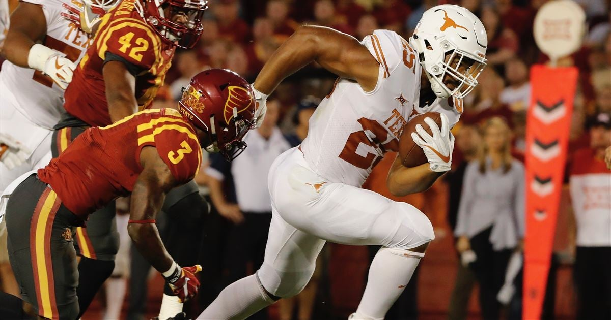 Horns247 Stathead: Texas Longhorns have much to work on a ... Horns247