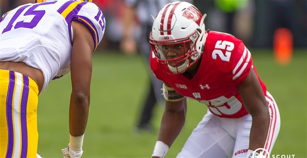 most indispensable badger no 8since arriving as a lightly recruited cornerback out of fort lauderdale, fla , derrick tindal has found a way to make an impact on the field while overcome