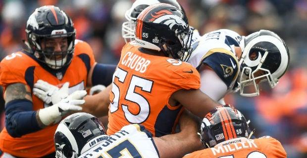 Jared Goff: Broncos toughest defense I've played in 2018