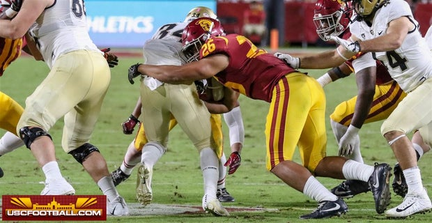 USC football releases first official depth chart for 2019 season