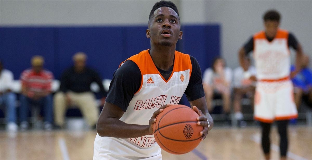 Examining how, where addition of Courtney Ramey helps Texas