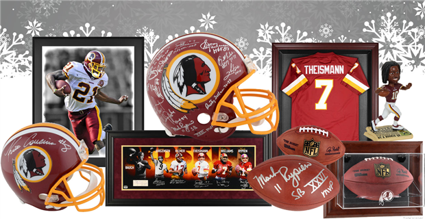 Washington redskins holiday gift guide for What to get the man who has everything for christmas