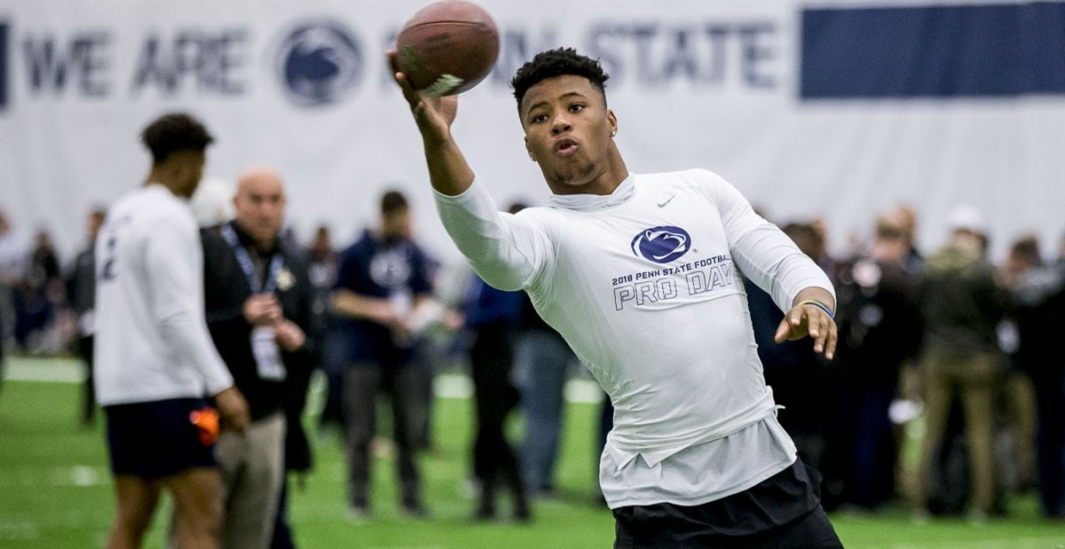 Report  GMs wonder if Giants interest in Saquon Barkley is real 1b8abff60