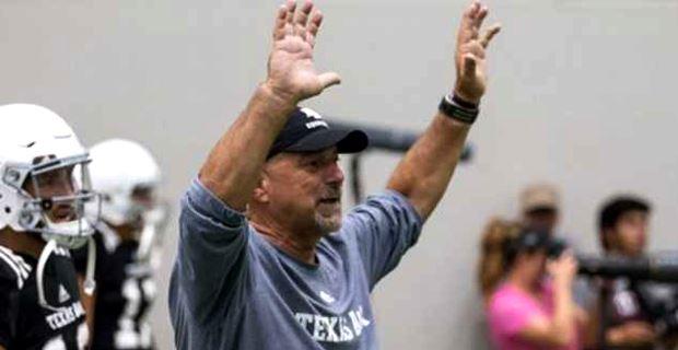 Coaching Profile Noel Mazzone