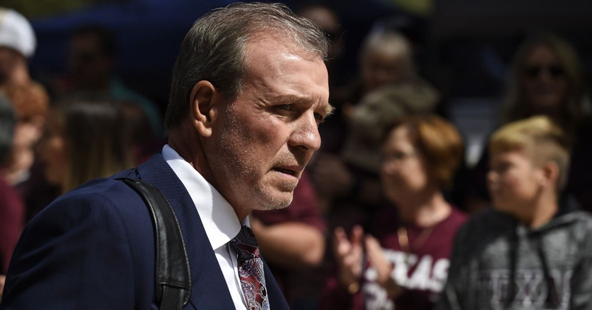Everything from A&M head coach Jimbo Fisher's press conference