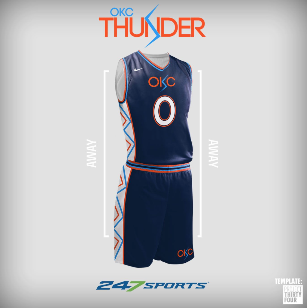 quality design 83f12 3eda7 Look: NBA uniform concepts for some of the league's best teams