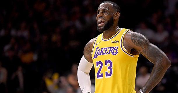 Predicting All 82 Games Of The Los Angeles Lakers Season