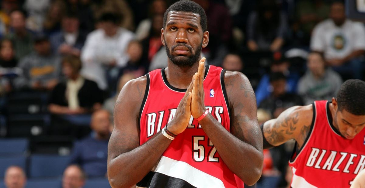 1fa1790d40b1 Greg Oden enters BIG3 Draft Combine