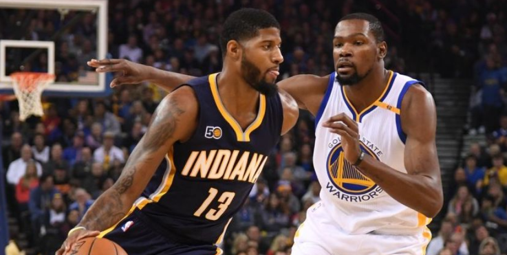 34706a894ad1 Kevin Durant told Paul George how much he ll love the Thunder