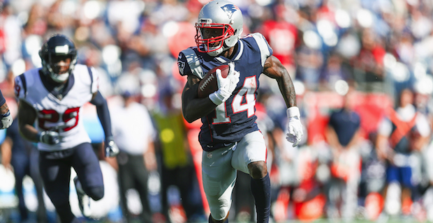 Report: Patriots tried to re-sign Brandin Cooks before trade