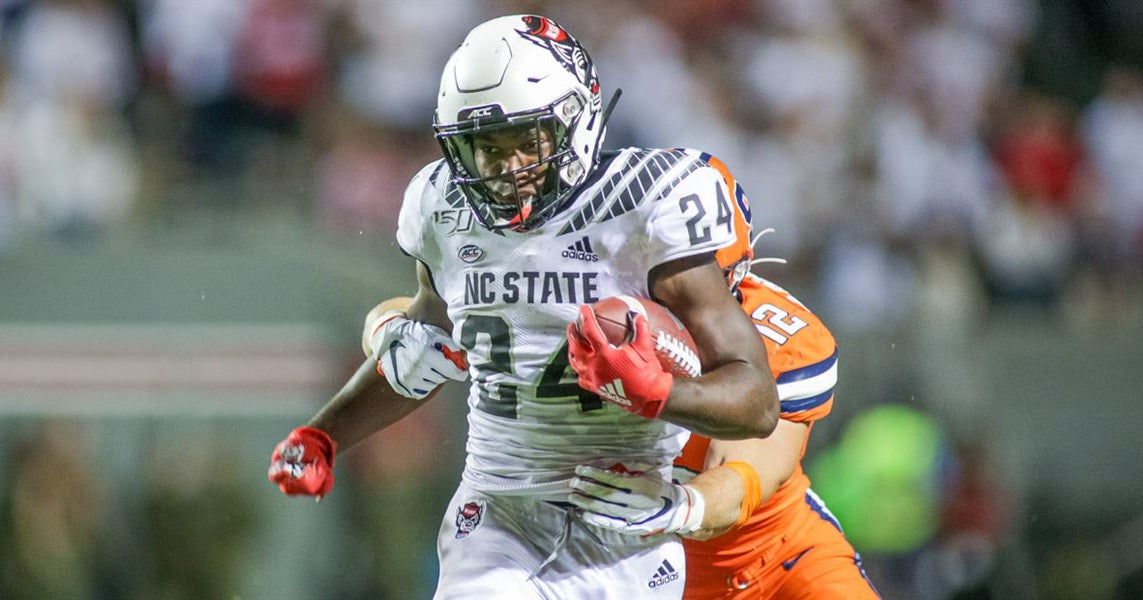 NC State offense playing with 'angry mindset' during ACC play