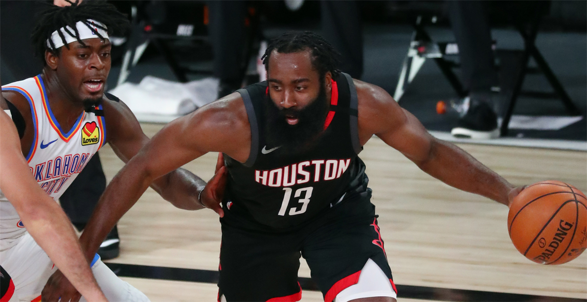 Dort scores 30 in Game 7 but Thunder fall to Harden's Rockets