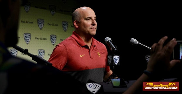USC at Pac-12 Media Day       the Ghost Notes